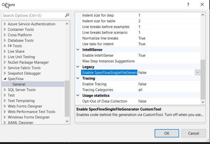 vsstudio_options_specflow