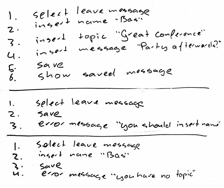 Рис. 1.11 примеры последовательности процесса обмена сообщениями